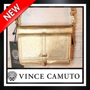 🆕👜 Vince Camuto Metallic Crossbody